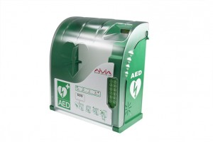 Szafka na AED AIVIA 310 (Indoor/Outdoor)